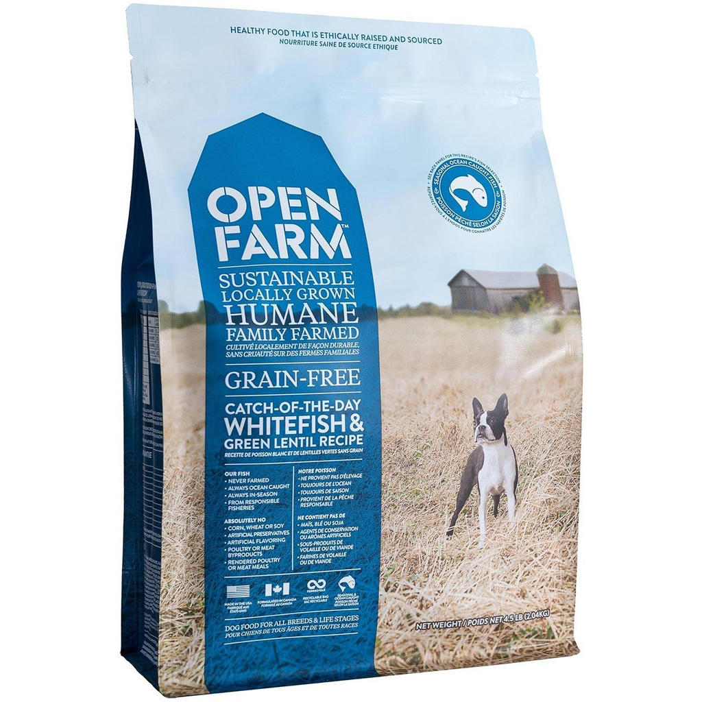 Open Farm - Whitefish & Green Lentil