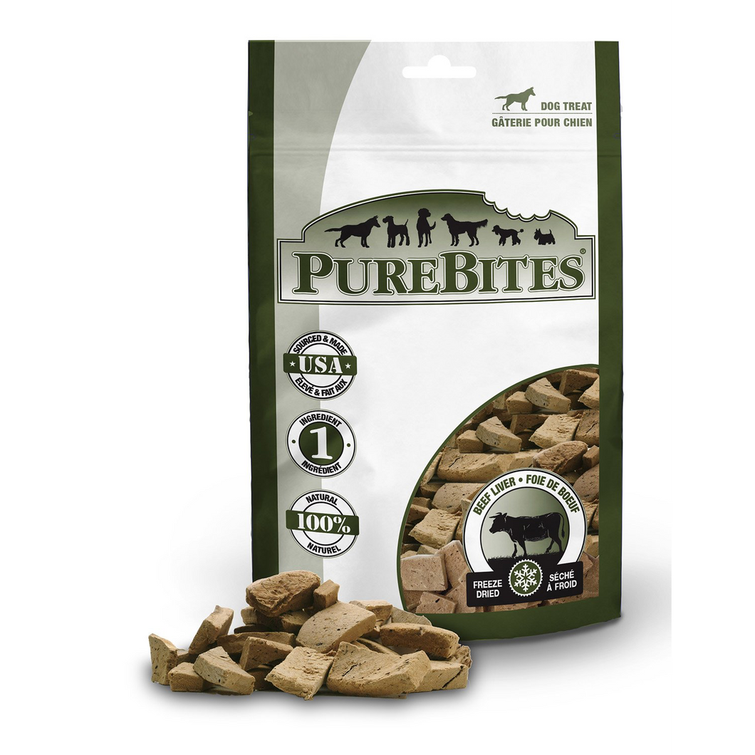 Purebites - Beef Liver Dog Treats
