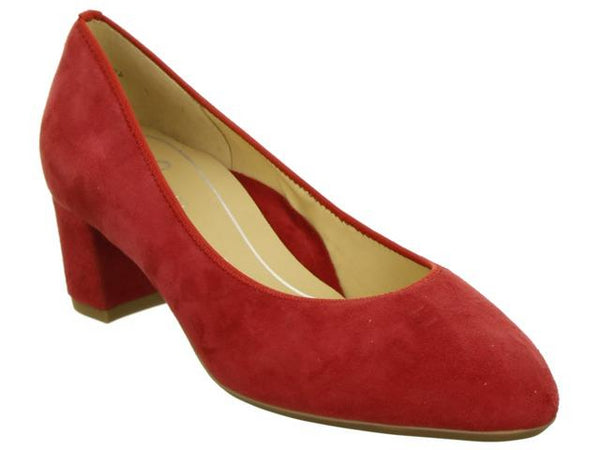 ARA SHOES KENDALL RED - 1148615