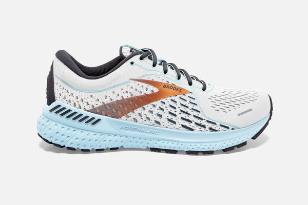 BROOKS ADRENALINE GTS 21 - WHITE MULTI - 1203291B193