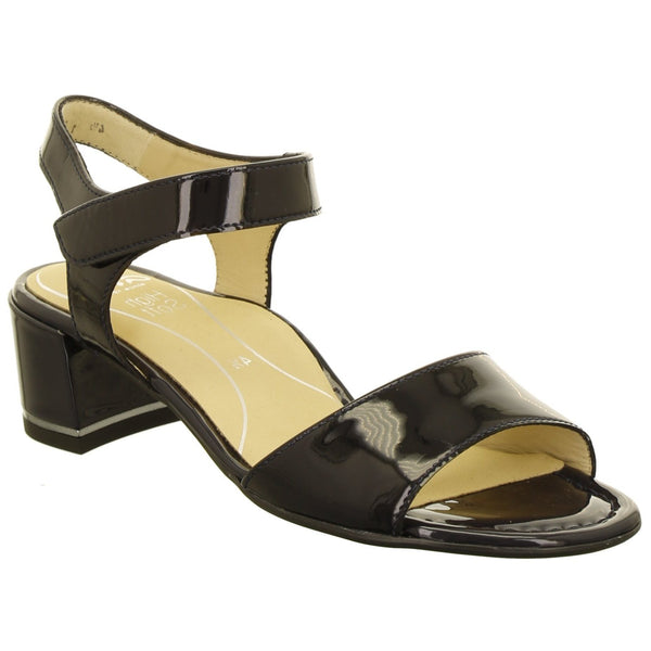 *FINAL SALE ARA SHOES GAIA BLACK PATENT - 1590308