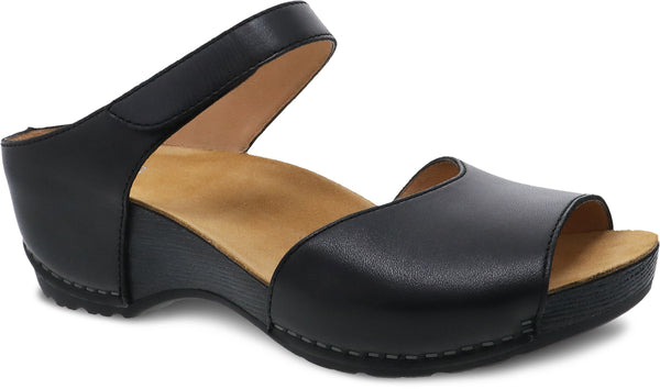 DANSKO TRACY BURNISHED - BLACK - 1707020200