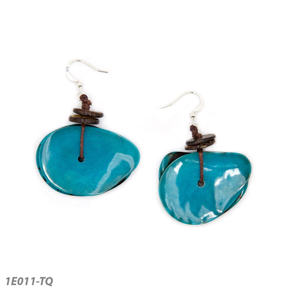 TAGUA NARCISA EARRINGS - 1E011TQ