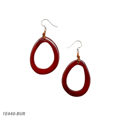 TAGUA MARIANITAS EARRINGS - 1E440BUR