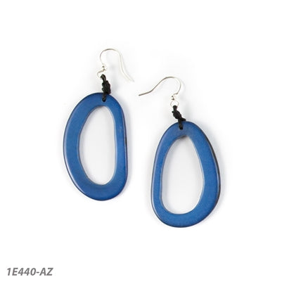 TAGUA MARIANITAS EARRINGS AZURE - 1E440AZ