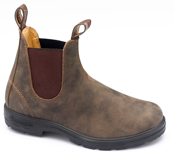 BLUNDSTONE WM'S SUPER 550 SERIES BROWN - 585