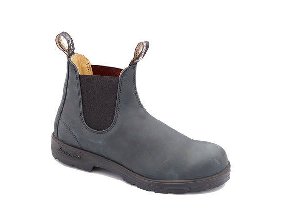 BLUNDSTONE WM'S SUPER 550 SERIES BLACK - 587