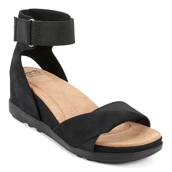EARTH CAROLINA - BLACK - 7207740WBCKBLK