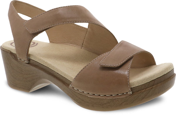 DANSKO SHARLA BURNISHED TAN - 9838152200