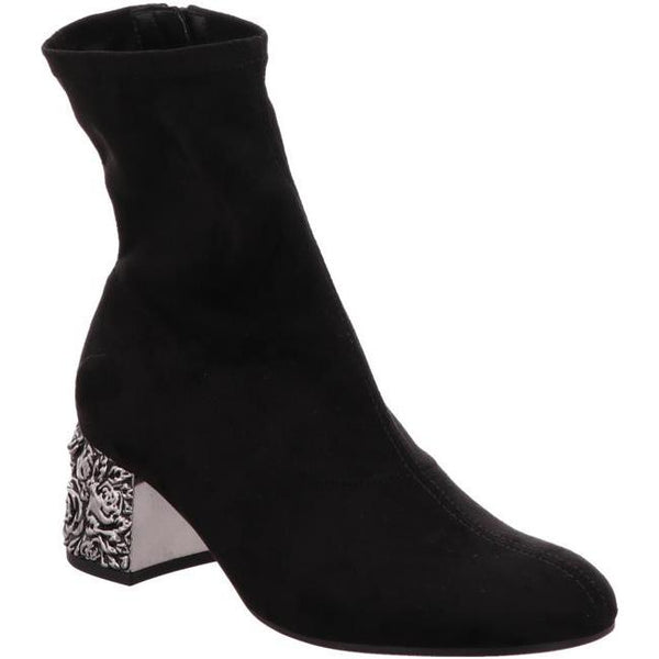 GABOR 91685 SIL HEELED BOOT - 9168547