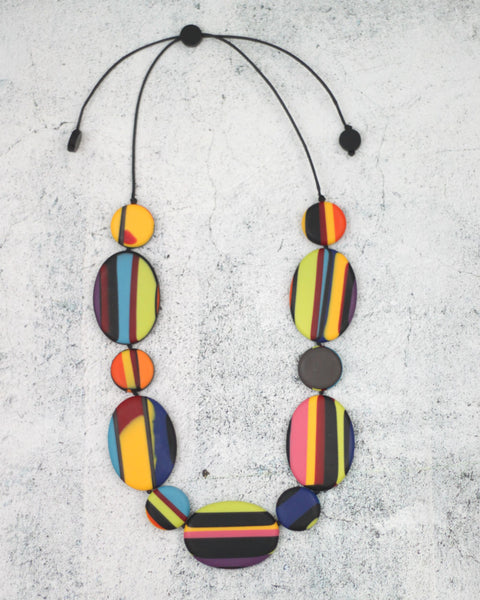 SYLCA DARBY NECKLACE - AE19N51MULT