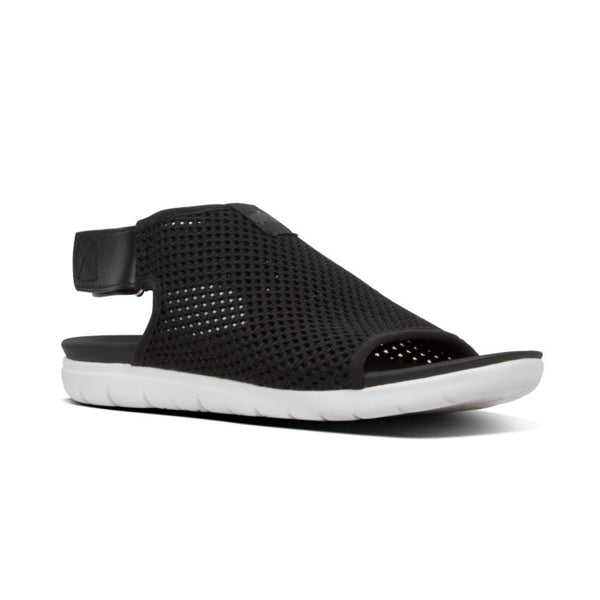 FIT FLOP AIRMESH  HIGH TOP BLACK - R57001