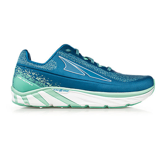 ALTRA TORIN 4 PLUSH BLUE AND GREEN - ALW1937K004