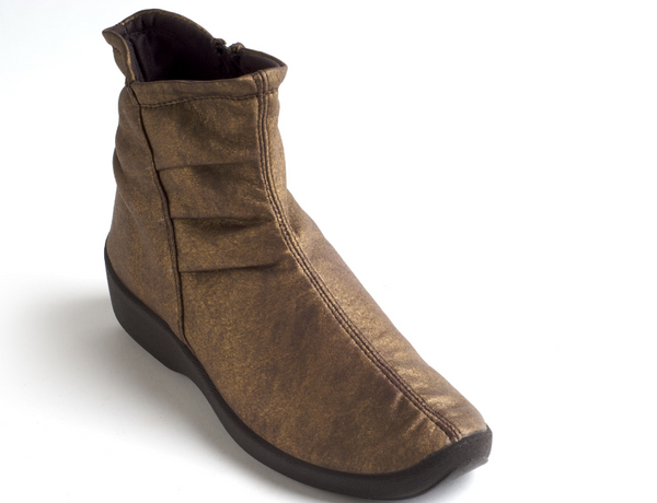 ARCOPEDICO L19 BOOTIE LEATHER BRONZE - 428125