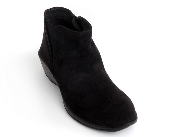 *SALE* ARCOPEDICO LUANA SUEDE BLACK - 428411