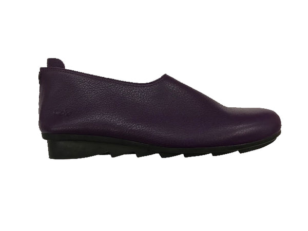 ARCHE BICEKY IRMA PURPLE LEATHER - BICEKY2