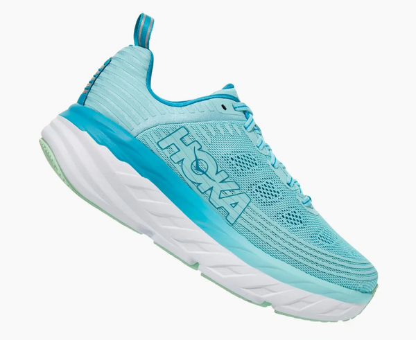 HOKA ONE ONE BONDI 6 ANTIGUA BLUE - 1019270ASCS
