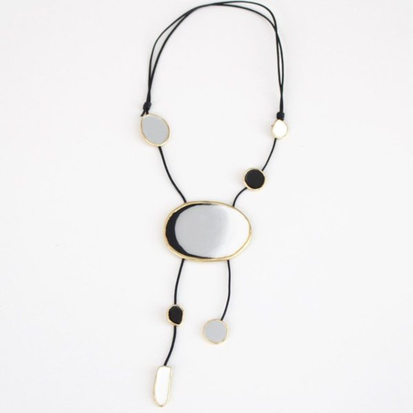 SYLCA ADRIANNE NECKLACE WH - WI20N02WHITE
