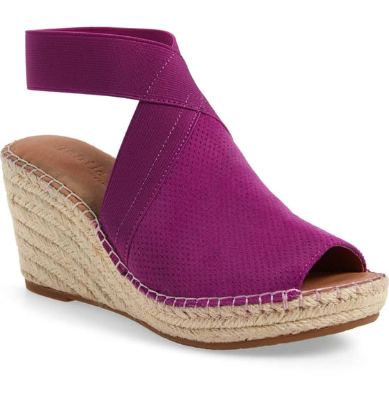 GENTLE SOULS/KENNETH COLE COLLEEN ESPADRILLE MAGENTA - GSS8002SUMG
