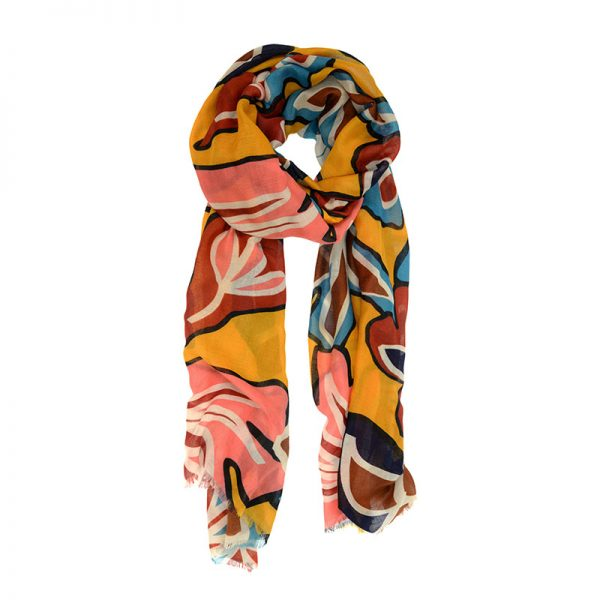 JOY ACCESSORIES OVERSIZED SCARF - E313916