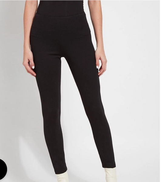 LYSSE ECO LEGGINGS BLACK- 2597001