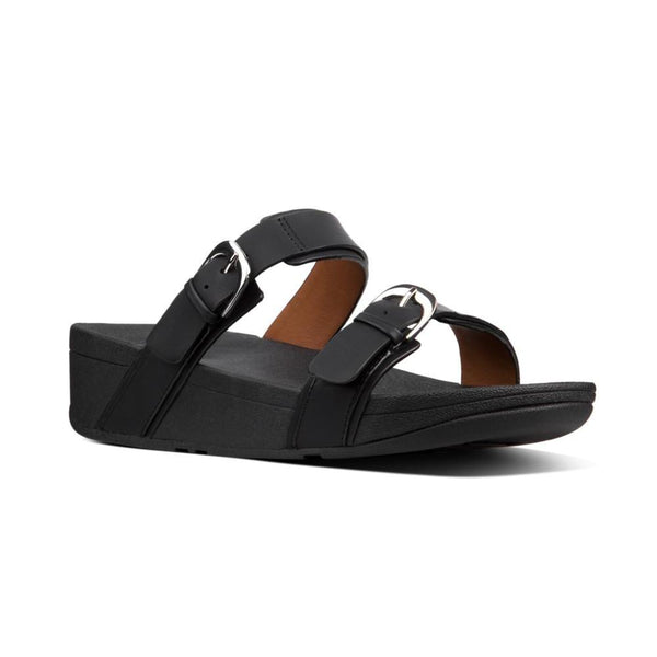 FIT FLOP EDIT SLIDE BLACK - T16001
