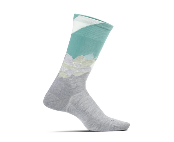 FEETURES NEO FLORAL UL CREW - LW15341