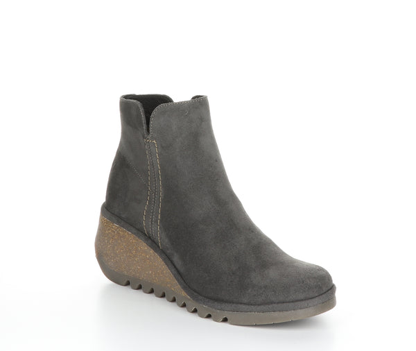 FLY LONDON NILO SUEDE DIESEL - NILODIE