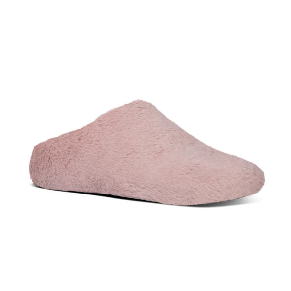 *FINAL SALE* FIT FLOP FURRY ROSE SLIPPERS - Y19729