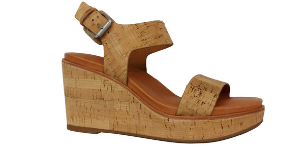 *FINAL SALE GENTLE SOULS/KENNETH COLE HOPE WEDGE SANDAL CORK - GSS9052CW 30% OFF WITH CODE SPRING SALE 30%