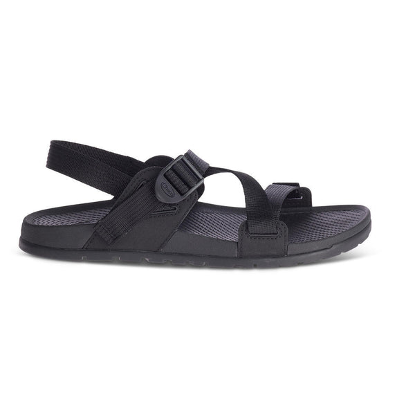 CHACO LOWDOWN SANDAL BLACK - JCH108086