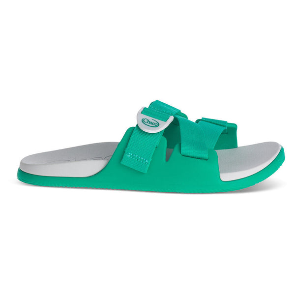 CHACO CHILLO SLIDE TEAL - JCH108148