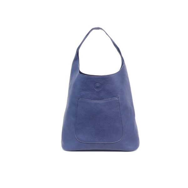 JOY ACCESSORIES MOLLY SLOUCHY HOBO - NAVY - L801707