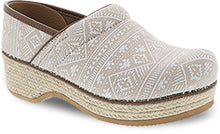*FINAL SALE DANSKO JUTE PRO IKAT BEIGE - 026442212 30% OFF WITH CODE SPRING SALE 30%