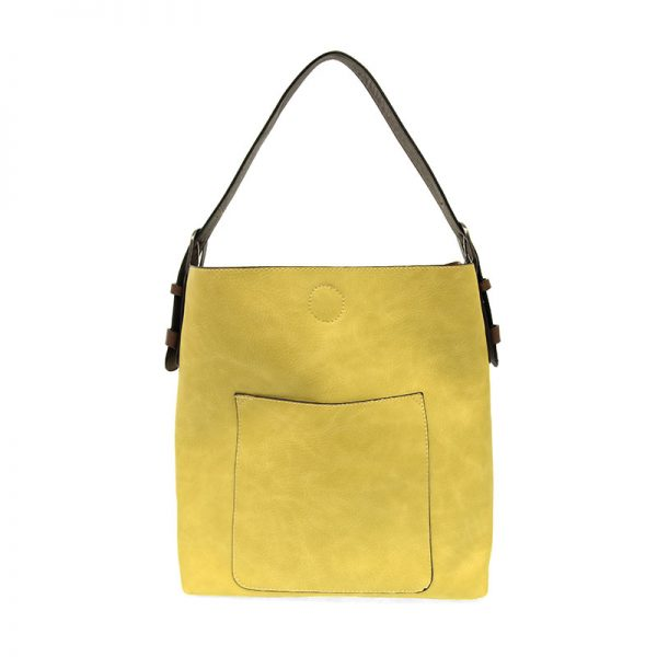 JOY ACCESSORIES CLASSIC HOBO - LEMON - L800804S