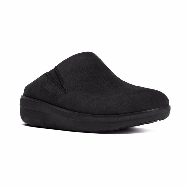 FITFLOP LOAFF SUEDE CLOG - B80001