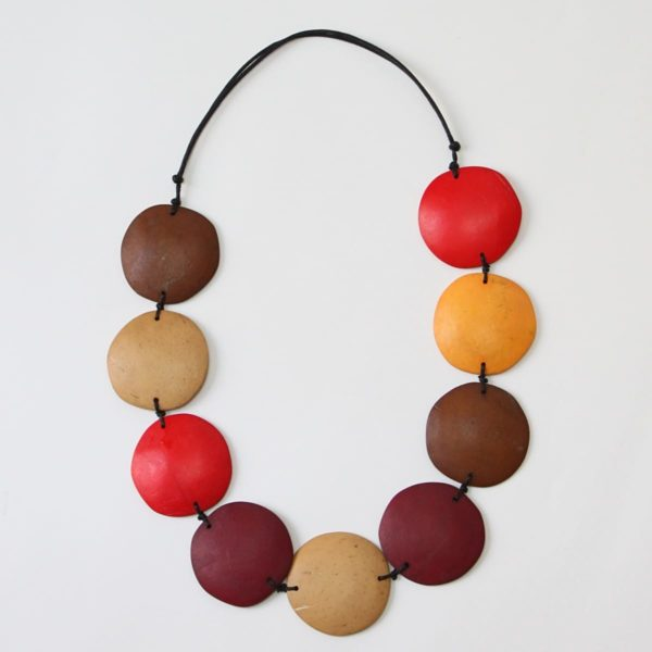 *SALE* SYLCA LAURA NECKLACE - BP20N04MULTI