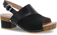 DANSKO MADALYN BLACK - 3625021500