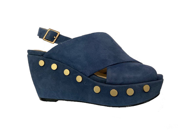 SACHA LONDON OWEN DENIM SUEDE - OWEN2