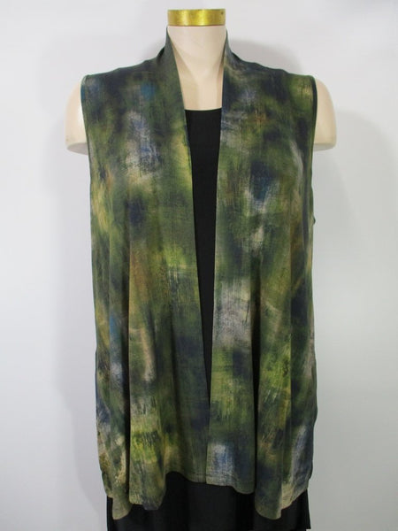 *SALE* PARSLEY & SAGE MAREN VEST - 20W232F