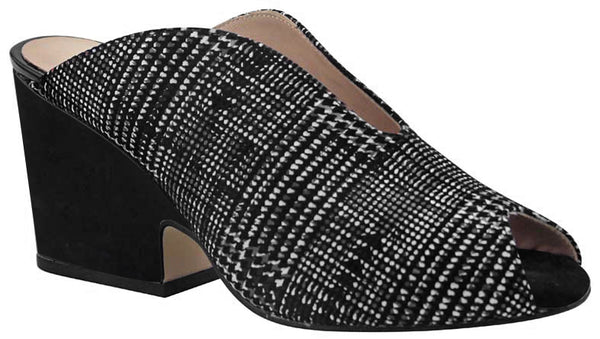 *FINAL SALE* SACHA LONDON SELINA BLACK PLAID - SELINA1