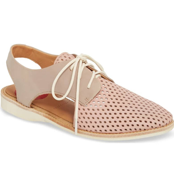*FINAL SALE ROLLIE SLINGBACK PUNCH BLUSH - SLINGPUNCHBS