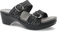 DANSKO SOPHIE BLACK METALLIC - 9841020200