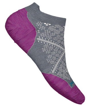 *SALE* SMARTWOOL WOMEN'S PHD RUN GREY - SW0SW210052