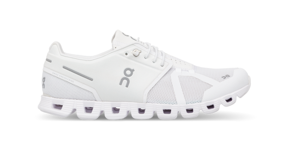 ON RUNNING CLOUD - WHITE - 190005