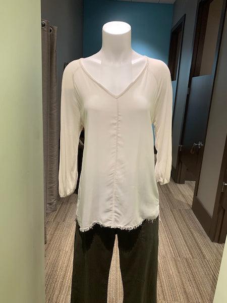 *SALE* WEARABLES HONEST TOP SAND - 13798WSND
