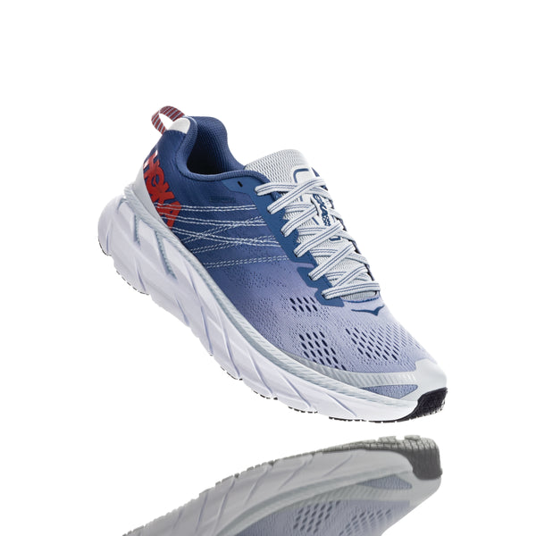 HOKA ONE ONE CLIFTON 6 BLUE - 1102873PAMB