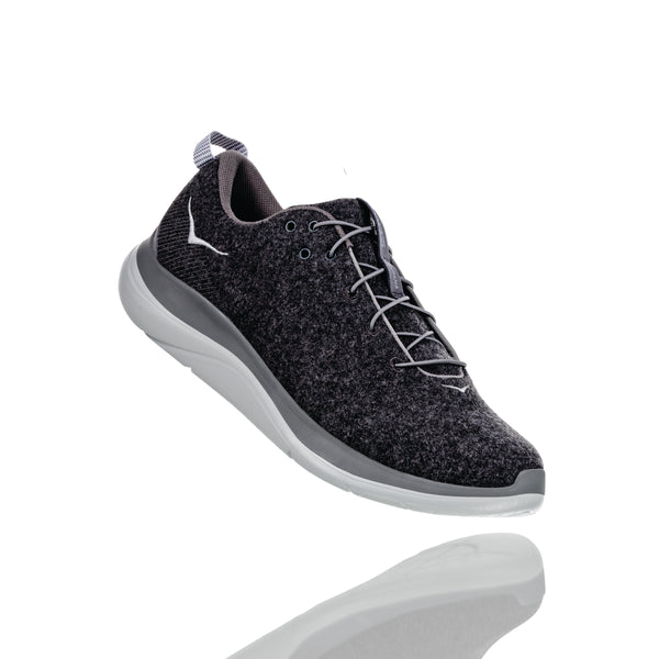 HOKA ONE ONE HUPANA FLOW WOOL GREY - 1105590DSWD