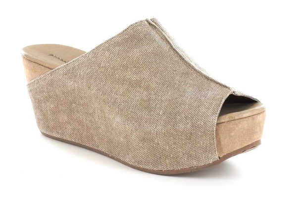 CHOCOLAT BLU / SHOES ON FIRST, INC. WATTS DESERT TAUPE - WATTS