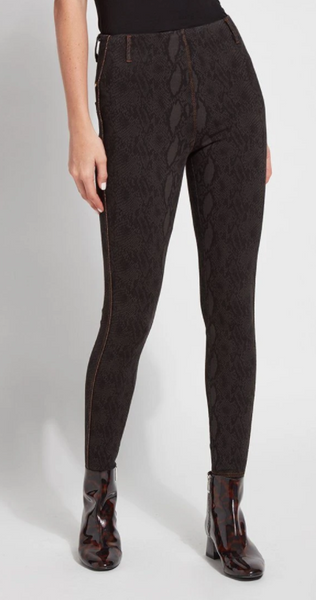 *SALE* LYSSE ACES LEGGINGS SNAKE - 2656553
